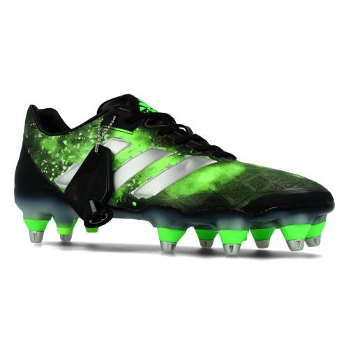 Обувки за ръгби Adidas Kakari SG Core Black Earth BA9035