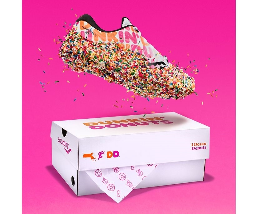 saucony dunkin donuts